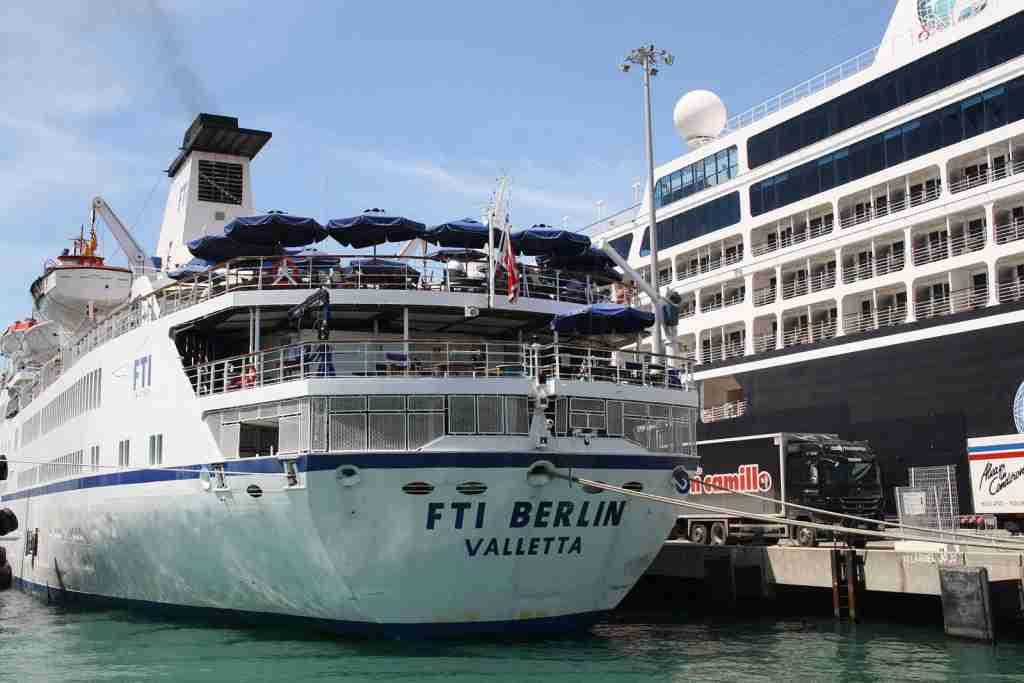 FTI Cruises Berlin