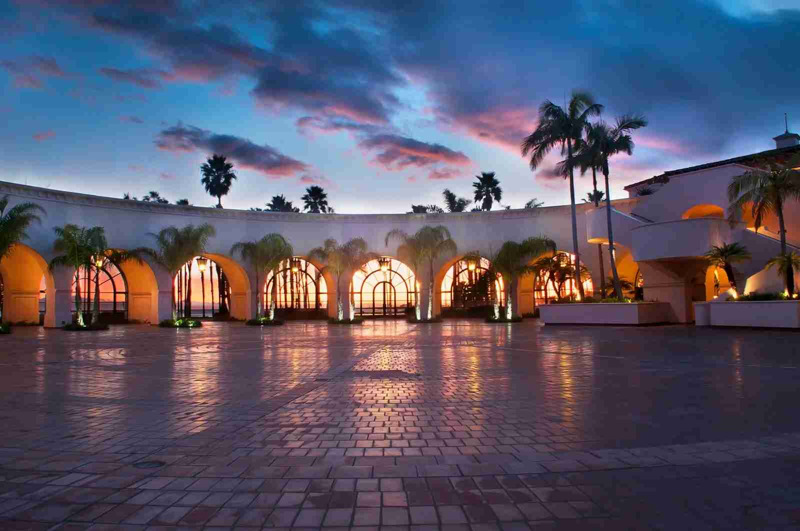 The Hilton Santa Barbara Beach Resort. (Photo courtesy of Hilton)