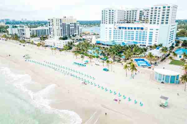 Hollywood Beach Fort Lauderdale Florida