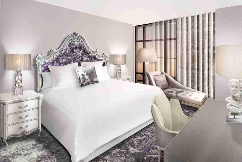 JW Marriott Savannah Plant Riverside District - Three Muses guest room