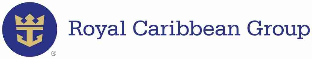 The new Royal Caribbean Group logo. (Image courtesy of Royal Caribbean Group)