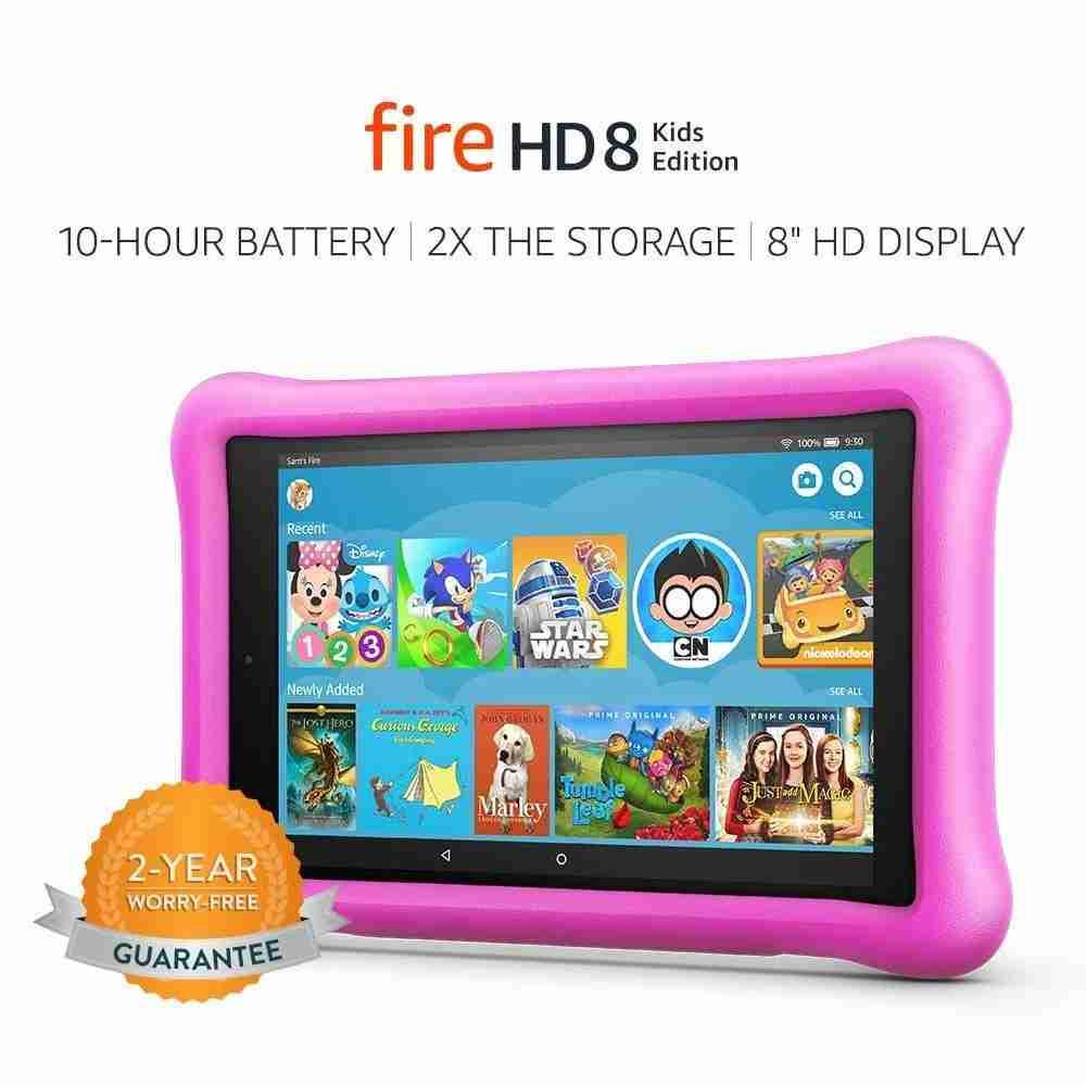 Amazon Fire HD 8 for Kids