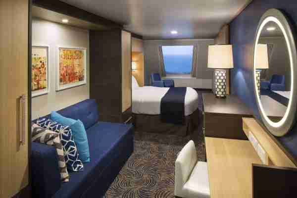 Large Ocean View Stateroom Cat. G