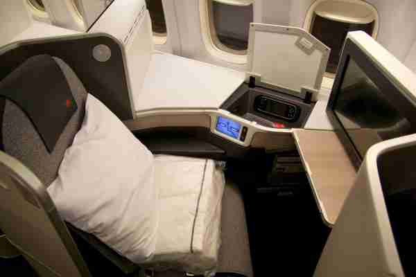 Air Canada Business Class Long-Haul