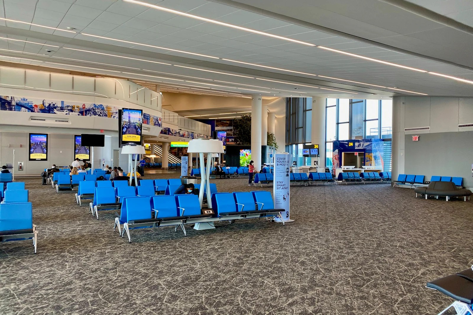 First look at American Airlines' brand-new terminal at LGA