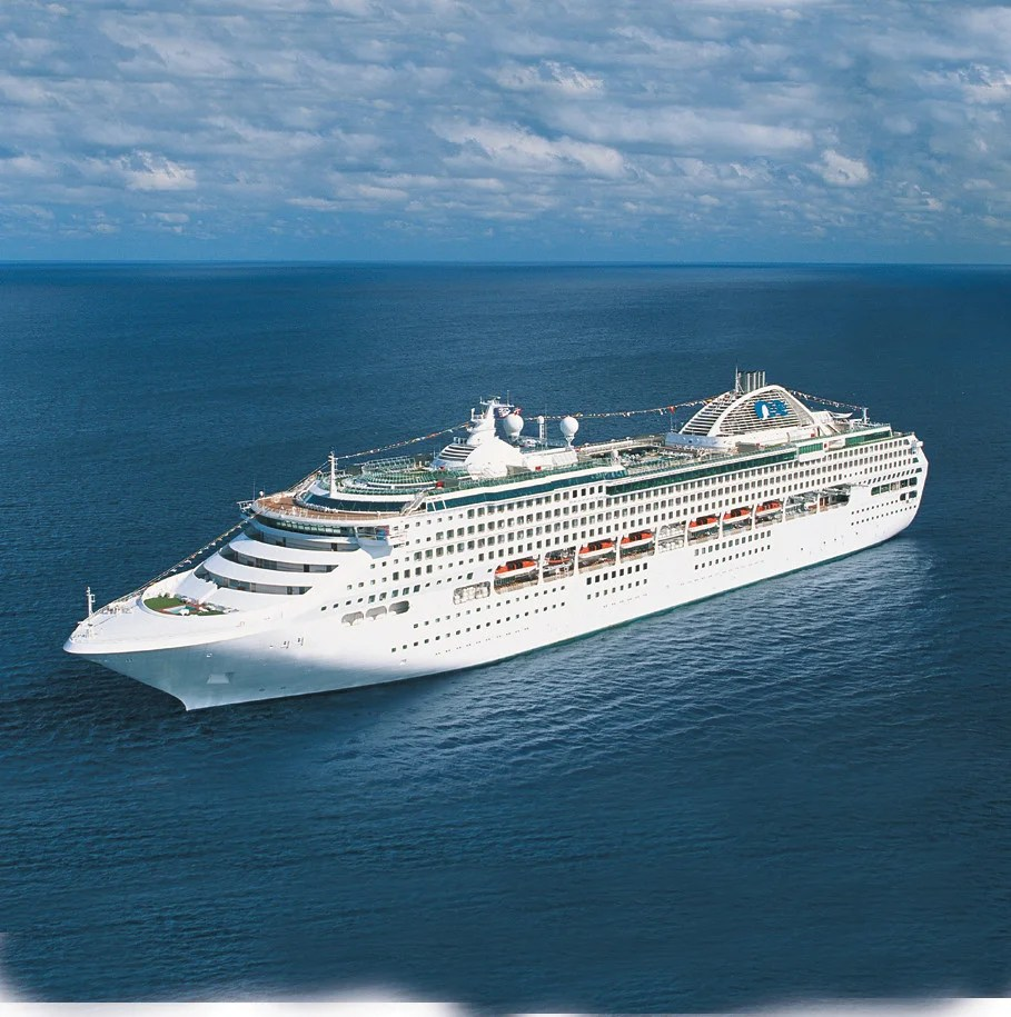 Princess Cruises may join Carnival, Holland America in shrinking fleet size