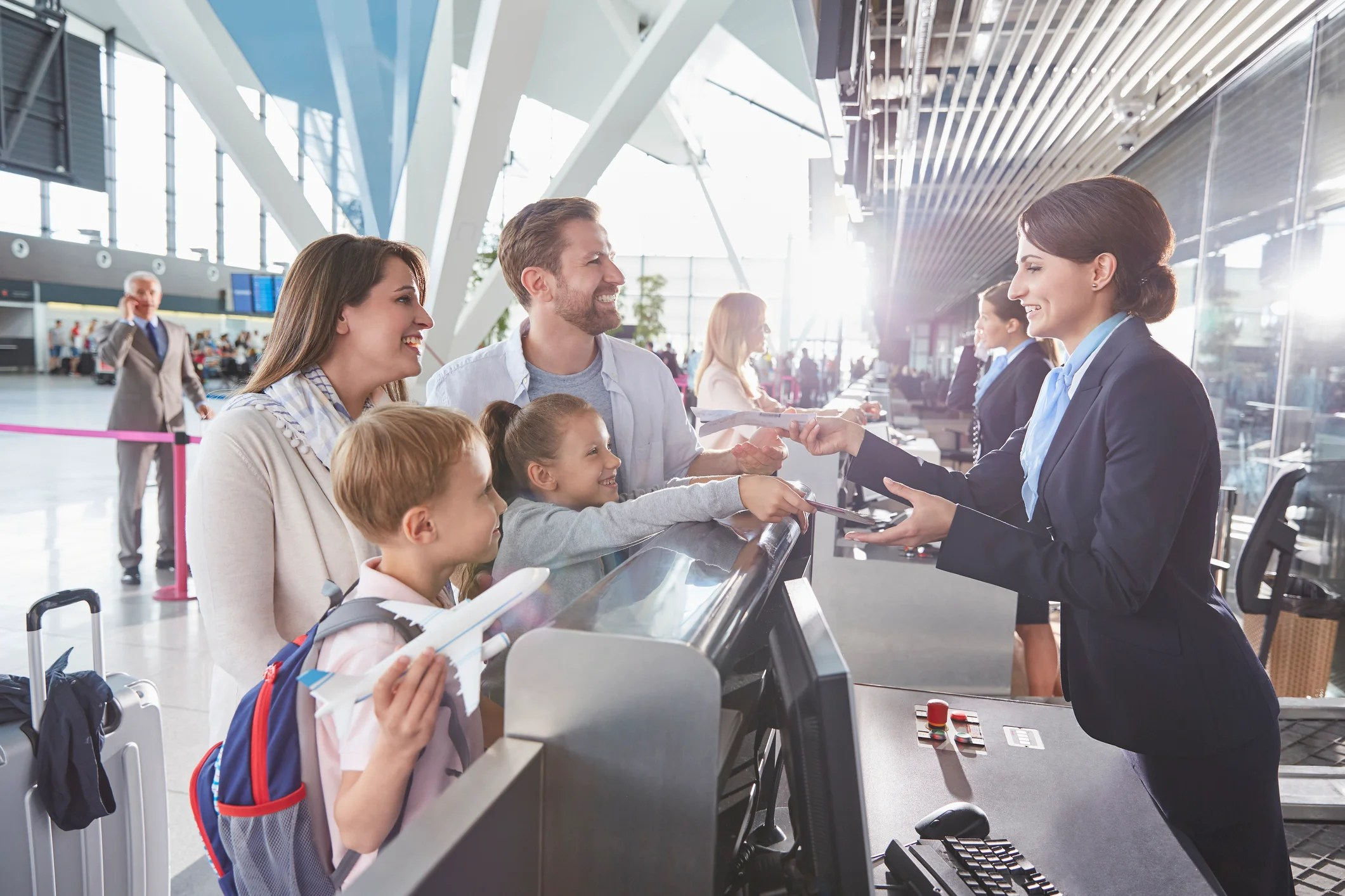 A Family Guide to Travel Visas