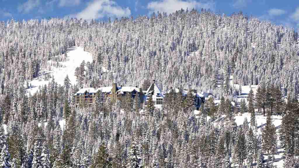 Image courtesy of Ritz Carlton Lake Tahoe