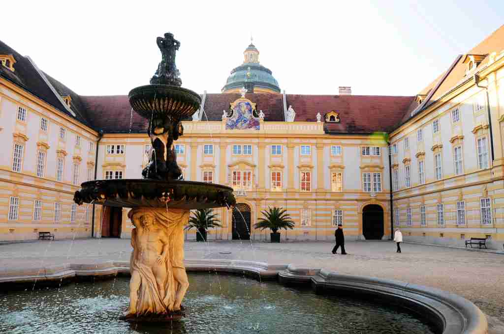 Melk Abbey or Stift Melk is an Austrian Benedictine abbey, and one of the world