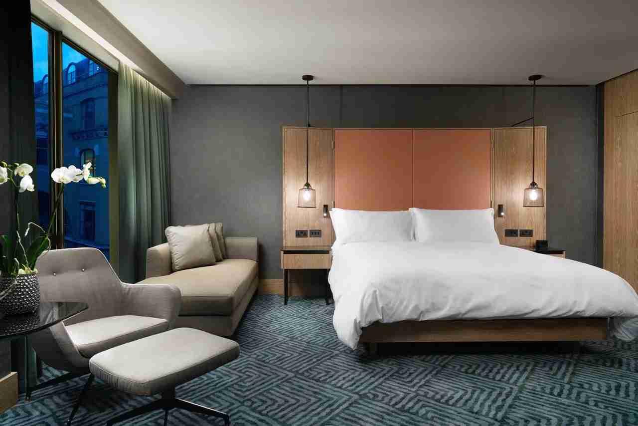 (Photo courtesy of Hilton London Bankside)