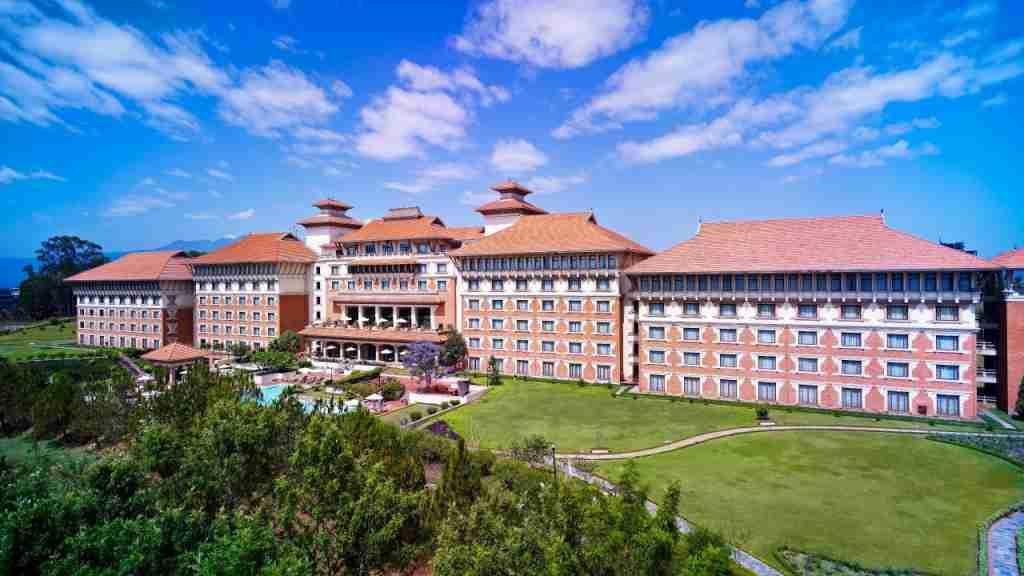 Hyatt Regency Kathmandu (image courtesy of hotel)