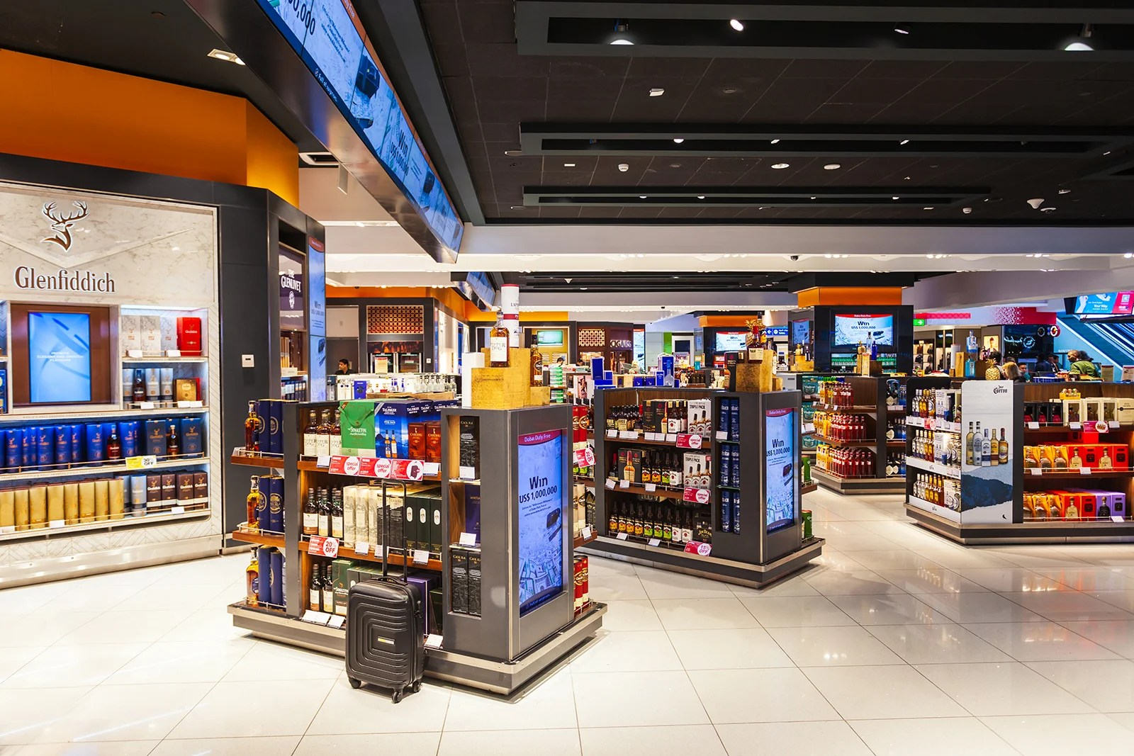 Where's the cheapest duty free? We checked 50 airports to find out