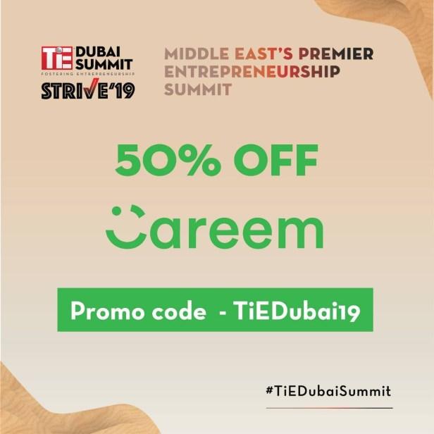 Careem promo code Dubai knowledge park village uae