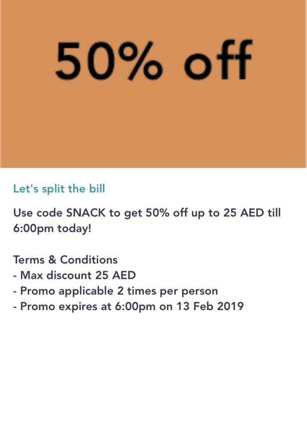 Careem NOW Promo Codes Dubai, Abu Dhabi, UAE - The Points Habibi