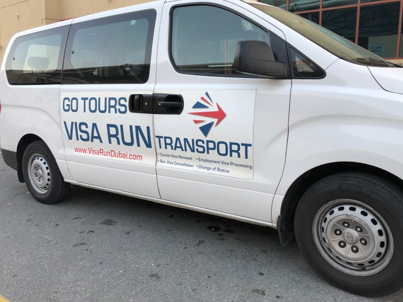 gotours Dubai visa run uae