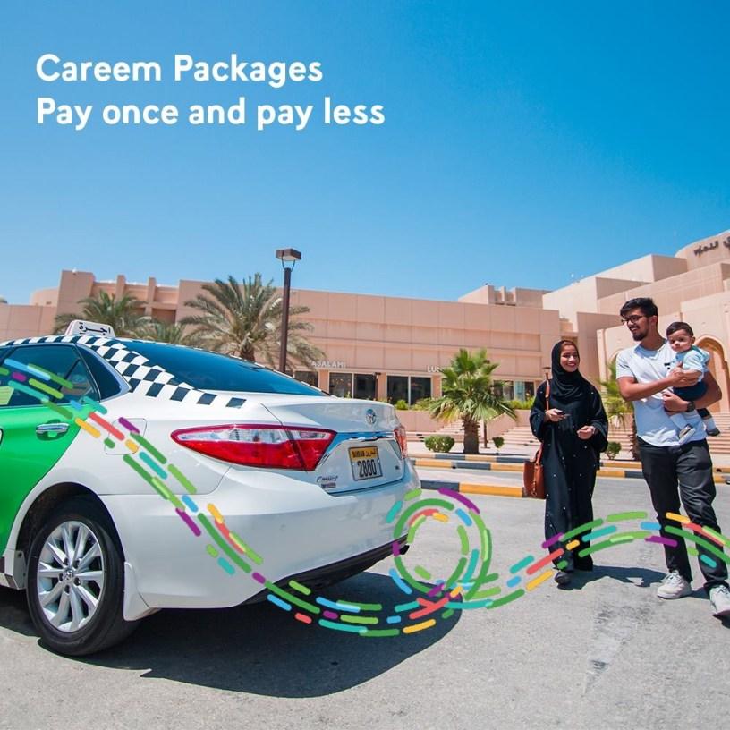 careem packages uae dubai Abu Dhabi deal discount offer