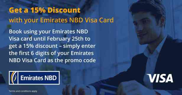 EmiratesNBD Discount on ReserveOut for Dubai Restaurant Week 2019 uae review