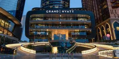 grand Hyatt Abu Dhabi hotel and residences emirates pearl UAE