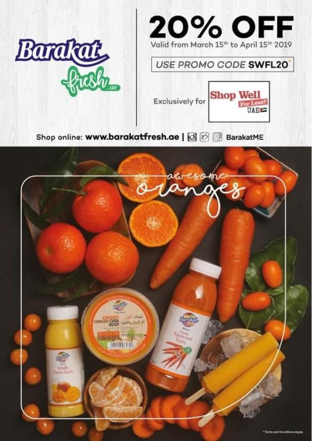 barakat promo code shop well for less swfl Dubai uae