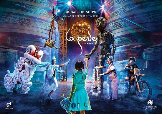 la perle by dragone show promo code dubai uae review