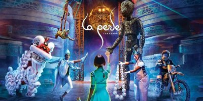 la perle by dragone show promo code dubai uae review