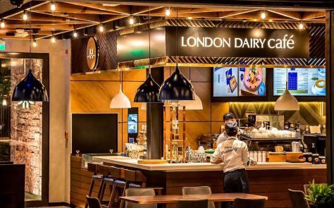 London dairy la mer Dubai UAE