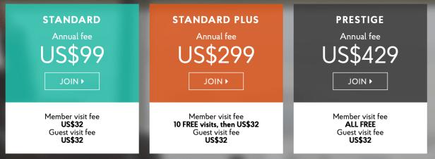 priority pass bird lounge membership prices airport free