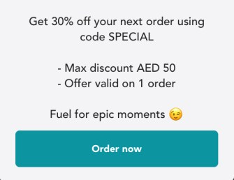 careemnow discount offer coupon uae