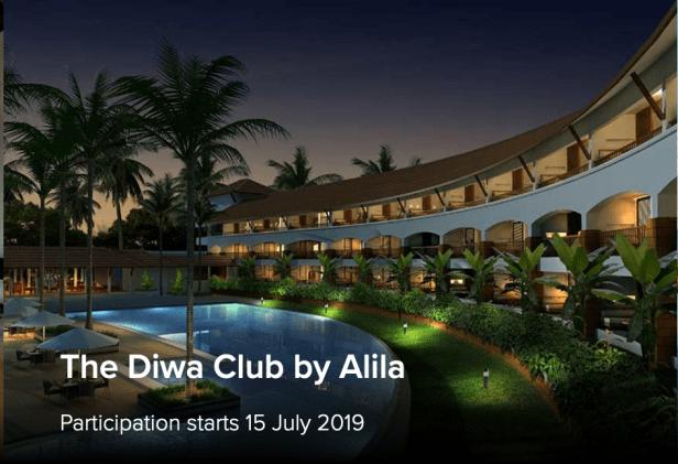 alila hotels world of hyatt points diwa club goa india