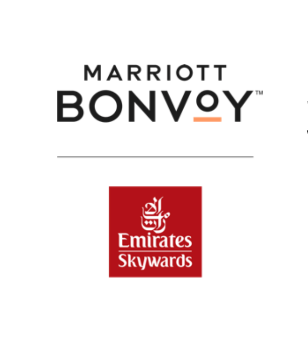Marriott Bonvoy Emirates Skywards partnership dubai uae 2019