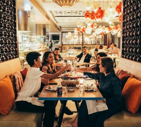 renaissance downtown hotel dubai restaurant week 2019 uae united arab emirates marriott bonvoy thepointshabibi
