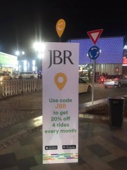 careem promo code dubai united arab emirates uae jbr jumeirah beach residence the walk united arab emirates thepointshabibi