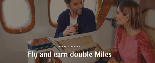 double emirates skywards miles special offer flydubai flights ticket airline air october 2019 book by march 2020 dubai united arab emirates uae thepointshabibi