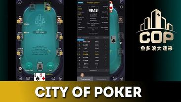 City Of Poker Community