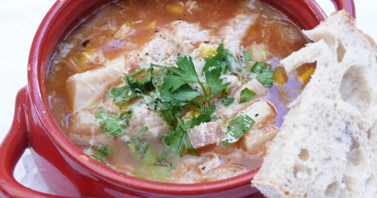 Trippa – Beef tripe stew
