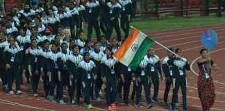 India Came First in Medal Tally at Asian Athletes Championship placing China to Second Position