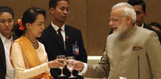 Modi's Silence on Rohingya Massacres is Deafening