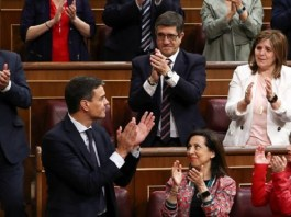 Women Outnumber Men in Spain's Cabinet