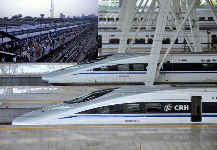 Can India Railway Match China?