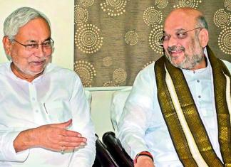Lok Sabha 2019 Consensus on seats in BJP and JDU, both will fight in equal seats