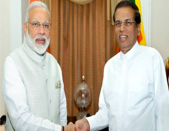The Sri Lankan President made serious allegations against RAW, said: