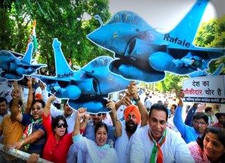 after new twist in rafale deal case, congress demends to speak pm