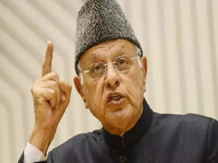 People rejected Mandir-Masjid Politics: Farooq Abdullah