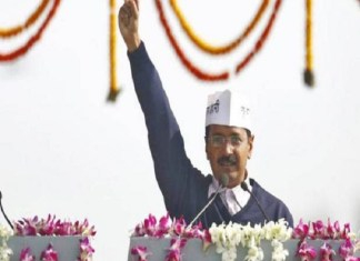 AAP Chief Arvind Kejriwal raises school, hospital issues at public rally in Sirsa