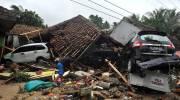Indonesia tsunami: at least 222 killed, hundreds injured in Java and Sumatra Islands