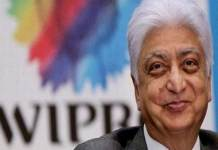 Azeem Prem ji donated 34 per share of Wipro, Philanthropic works will be supported