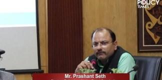 Institutional Framework for Export Promotion in India & Abroad | Mr. Prashant Seth