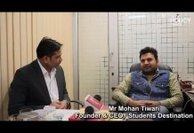 Interaction with Mohan Tiwari | Addressed the issue of Employment and Job Creation