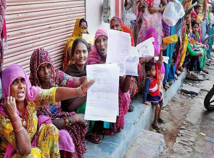 Crores of women missing out on national job market: Survey