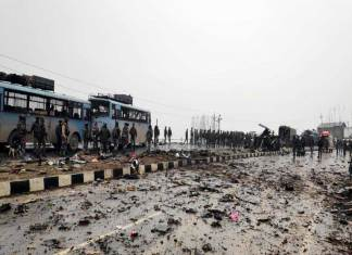 Pulwama attack: Pak said,No camps found at 22 places mentioned by India